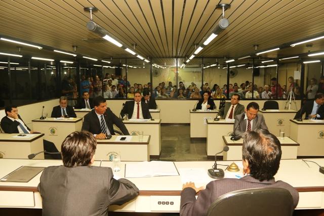 Câmara de Vereadores de Palmeira dos Índios autoriza crédito suplementar do Executivo