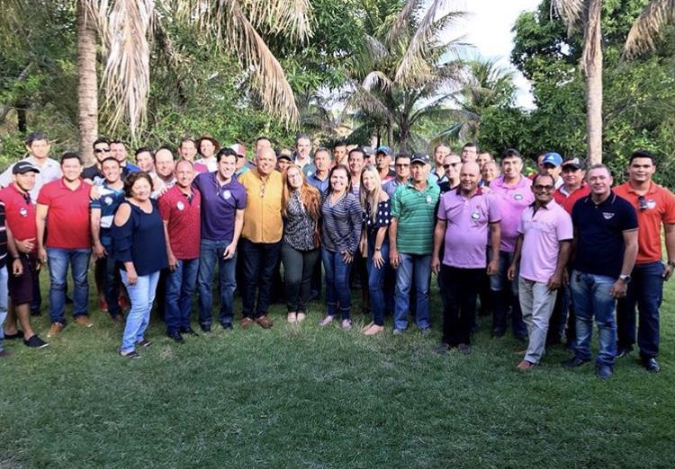 Em Poço das Trincheiras, Ângela Garrote defende fortalecimento de políticas públicas para trabalhadores rurais