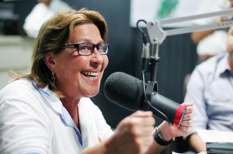 Célia Rocha tenta fazer povo de Palmeira de besta e culpa ex-prefeito por não ter deixado ela trabalhar
