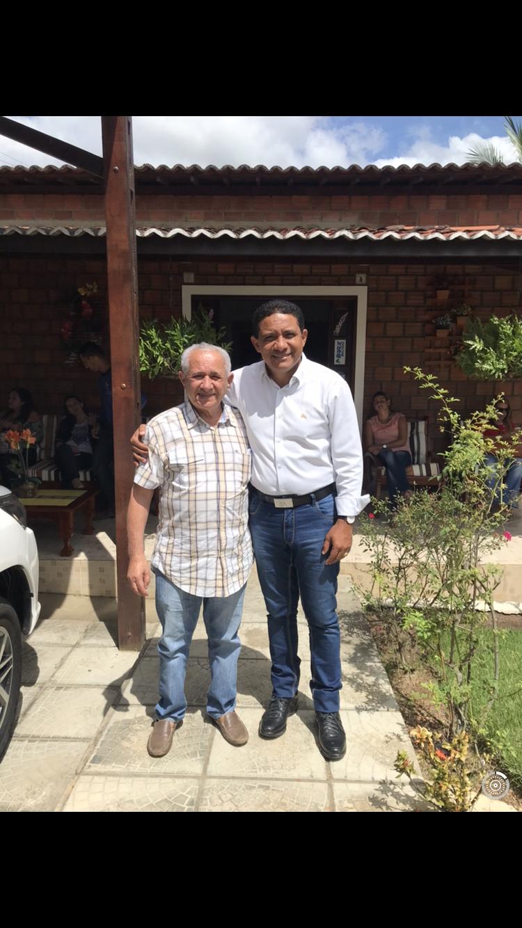 Prefeito de Palmeira tem ex-deputado como conselheiro político