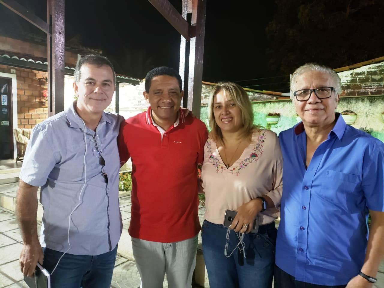 Prefeito Júlio Cézar diz que deputado Ronaldo Medeiros fortaleceu apoio a Palmeira