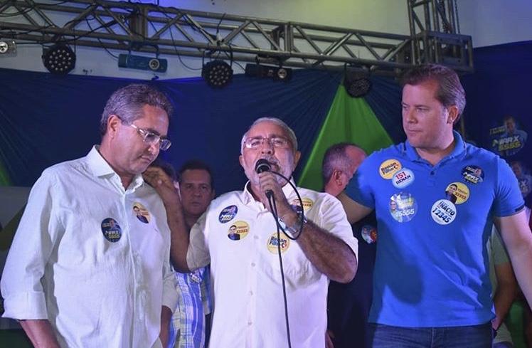 Com rejeição de quase 100%, como Padre Eraldo dará boa votação a seus candidatos em Delmiro Gouveia?