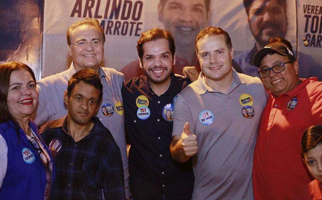 Com 74% de aprovação, prefeito de Estrela de Alagoas garantirá boa votação a seus candidatos