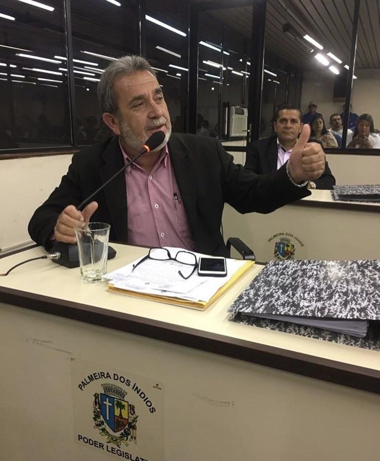 Presidente da Câmara de Palmeira propõe criação da Secretaria Municipal de Comunicação