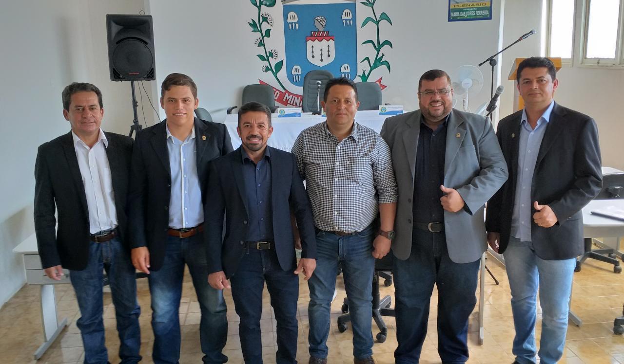 Josias Aprígio consegue maioria na Câmara de Vereadores e acelera articulações em Minador do Negrão
