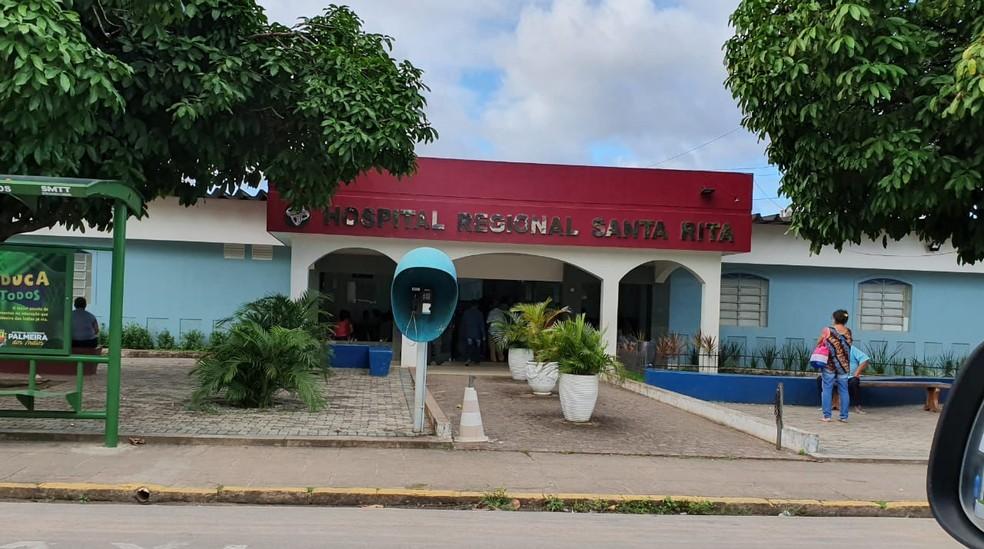 Hospital Santa Rita informa mudanças no acesso das entradas na unidade hospitalar
