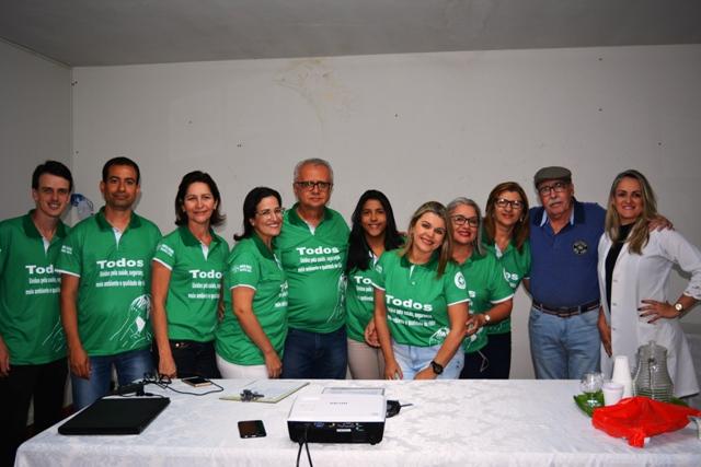 Hospital Santa Rita realiza semana Interna de Prevenção de Acidentes do Trabalho