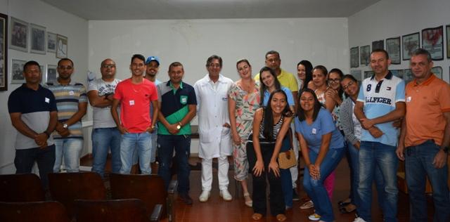 Hospital Regional Santa Rita oferece curso de primeiros socorros para funcionários