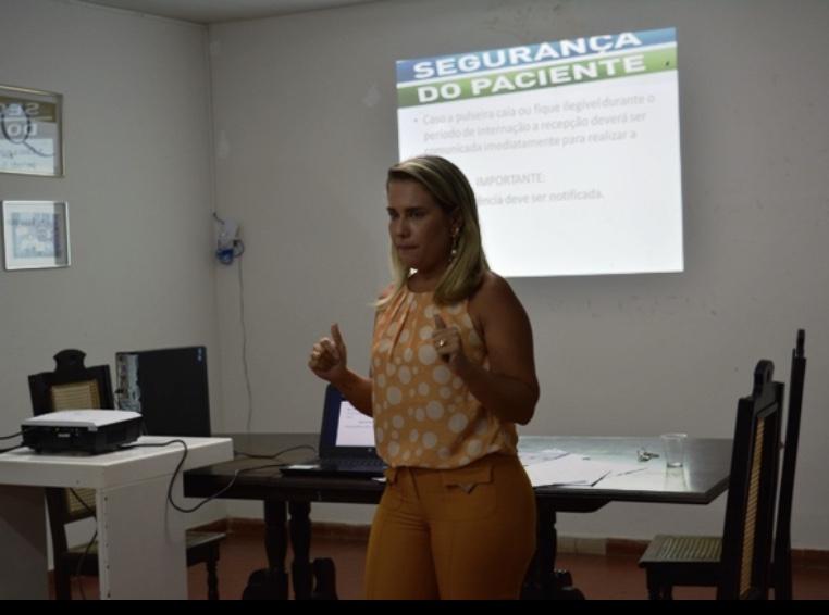 Hospital Regional Santa Rita fará implantação de pulseira de identificação para os pacientes
