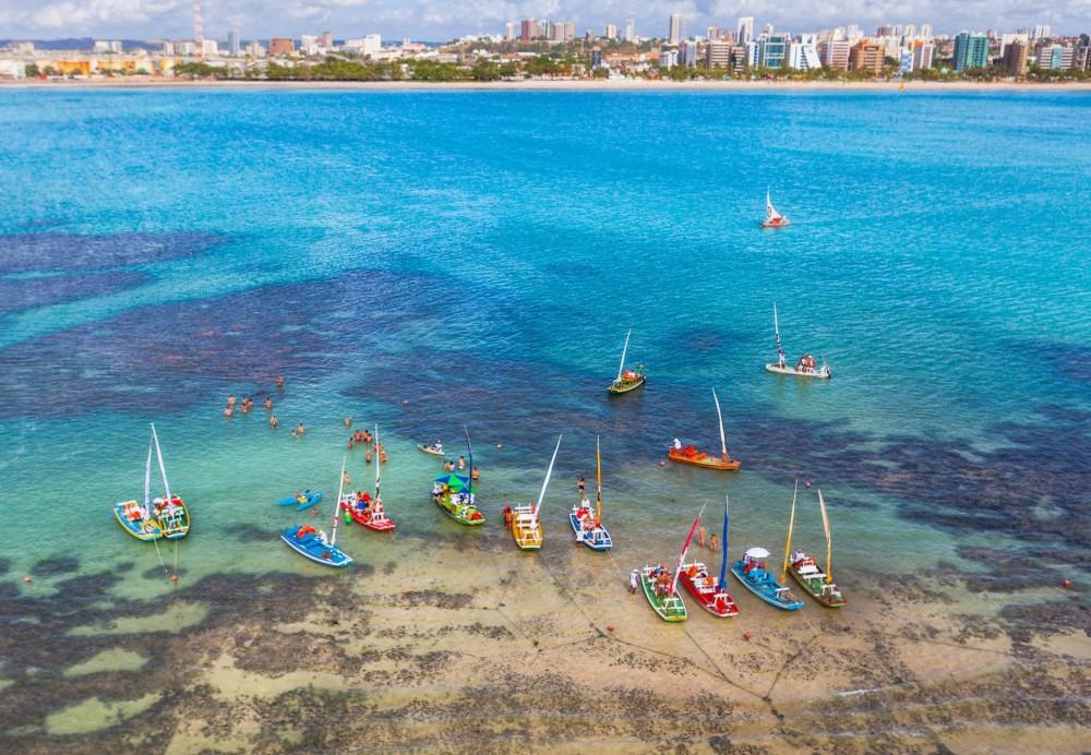 PRESERVAÇÃO: Mergulhadores realizam limpeza das Piscinas Naturais da Pajuçara neste sábado