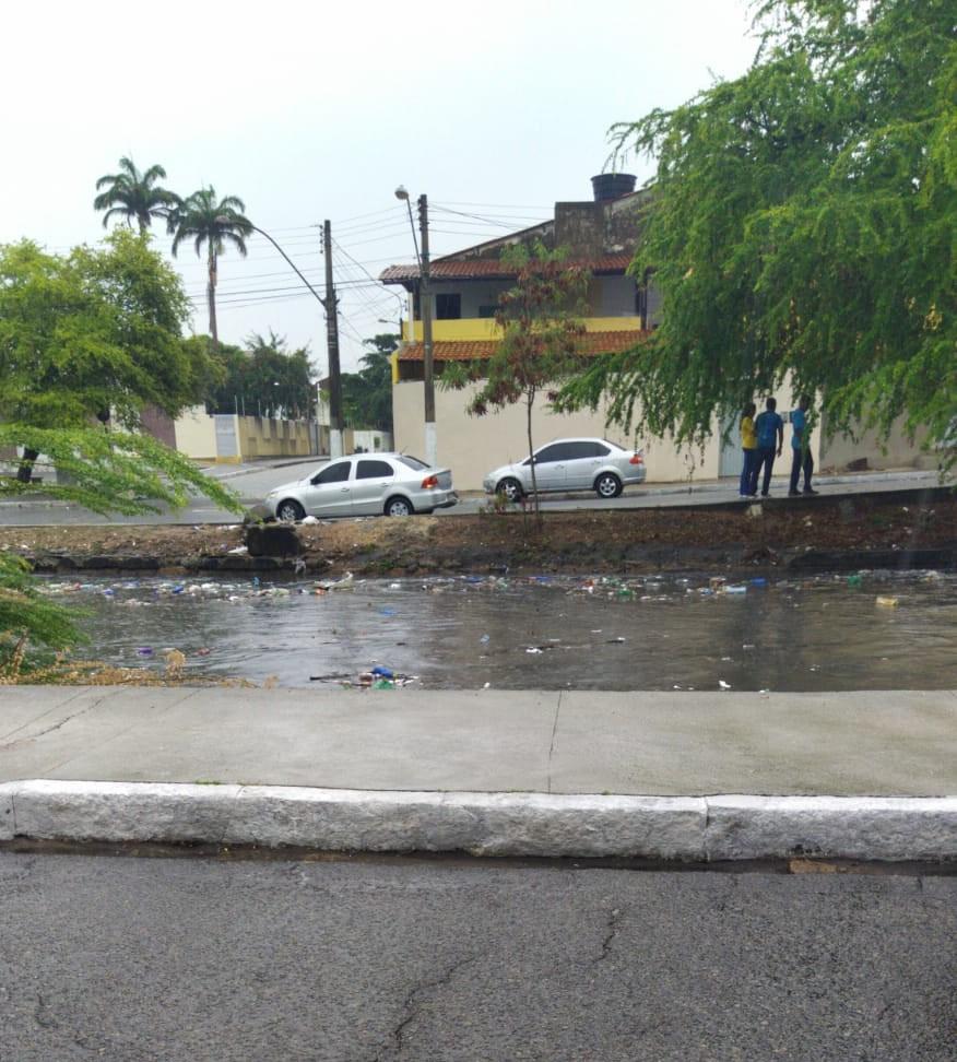 EXAME DE CONSCIÊNCIA? Após dilúvio Prefeitura de Maceió reforça limpeza e planeja ações no Salgadinho