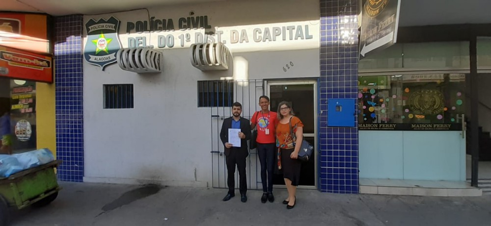 DENÚNCIA! OAB Alagoas denuncia vídeo de ataques a moradores de rua