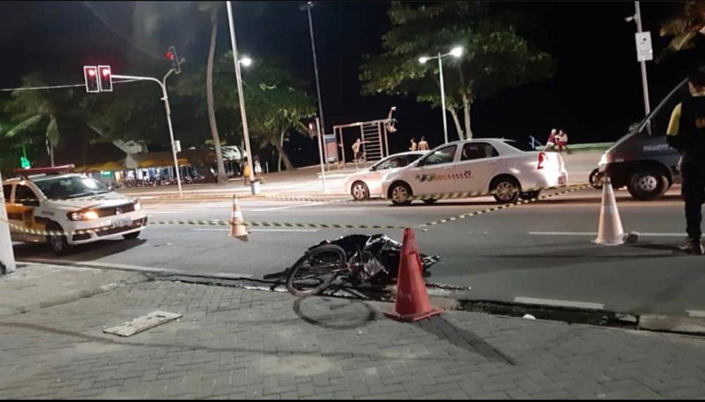 ACIDENTE – Ciclista morre após ser atropelado por ônibus em Bairro de Maceió
