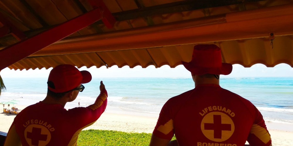 BOMBEIROS – Quinze casos de afogamento são registrados em 24 horas