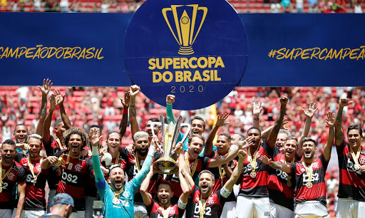 PRIMEIRO TÍTULO DO ANO? Flamengo garante a taça da Supercopa do Brasil 2020