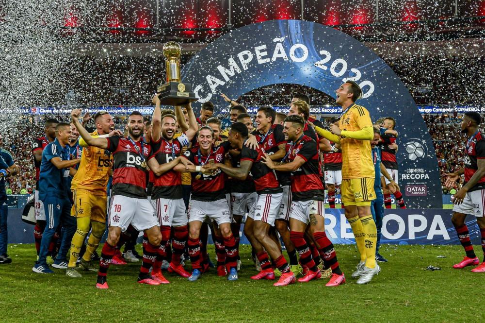 """""""OTO PATAMAR"""": Flamengo garante seu terceiro título em apenas 10 dias"""