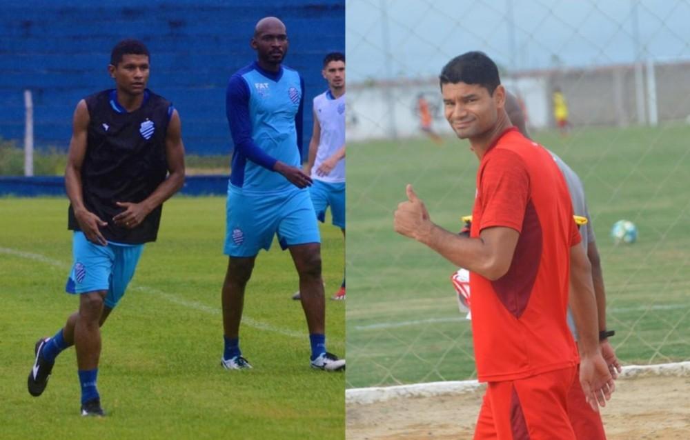 FUTEBOL ALAGOANO – CRB e CSA regularizam jogadores conhecidos no cenário do futebol brasileiro