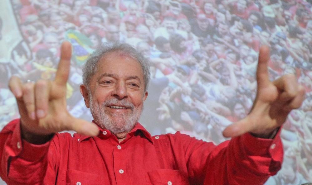 LULA – Durante prisão, ex-presidente gastou R$ 847 mil com assessores e motoristas, pagos com dinheiro da União