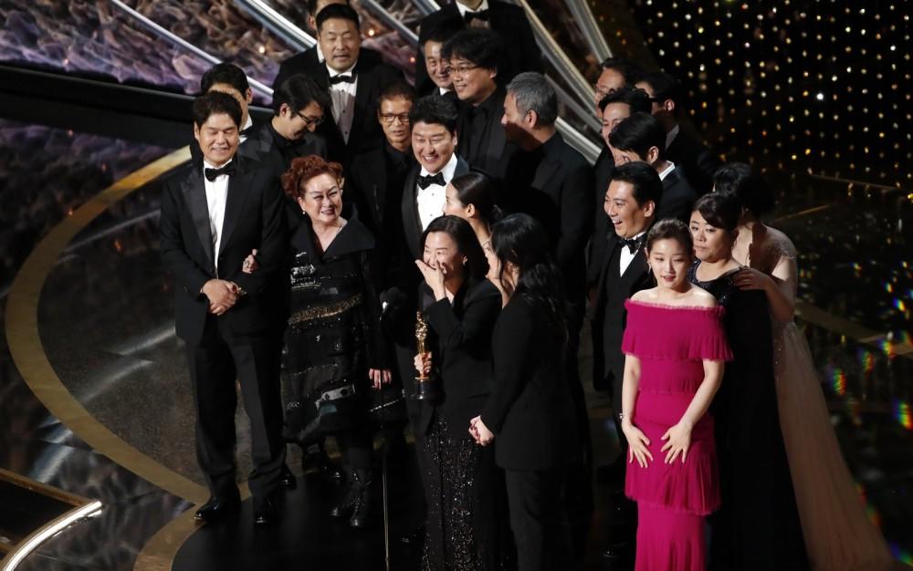 "OSCAR 2020! ""Parasita"" foi o maior ganhador da noite."