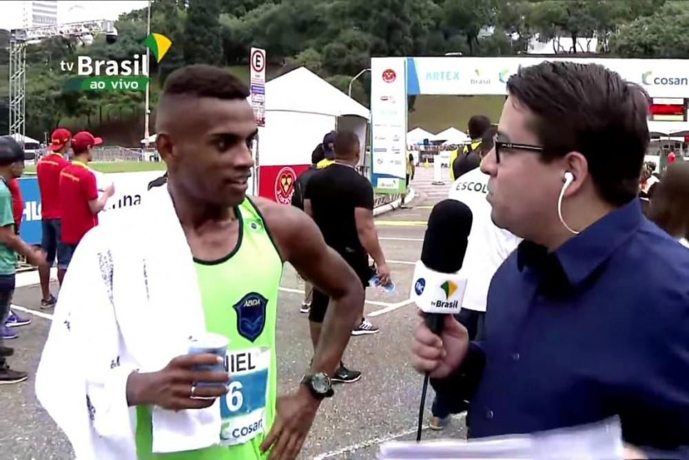 CONQUISTA: Brasileiro desbanca bicampeão da São Silvestre e vence meia maratona