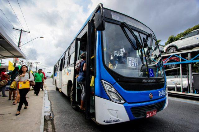 ATENÇÃO MOTORISTAS! – Interdição de via no Mutange altera itinerário de linhas de ônibus