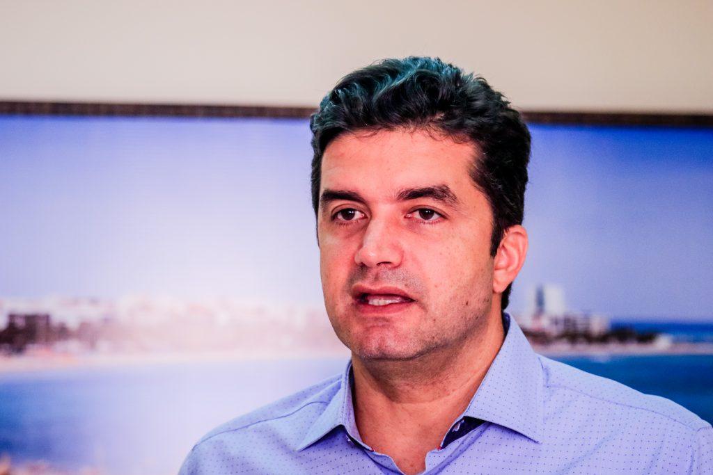 """""""TEMOS QUE ENFRENTAR COM SERIEDADE"""" – Rui Palmeira anuncia prorrogação de medidas contra o coronavírus"""