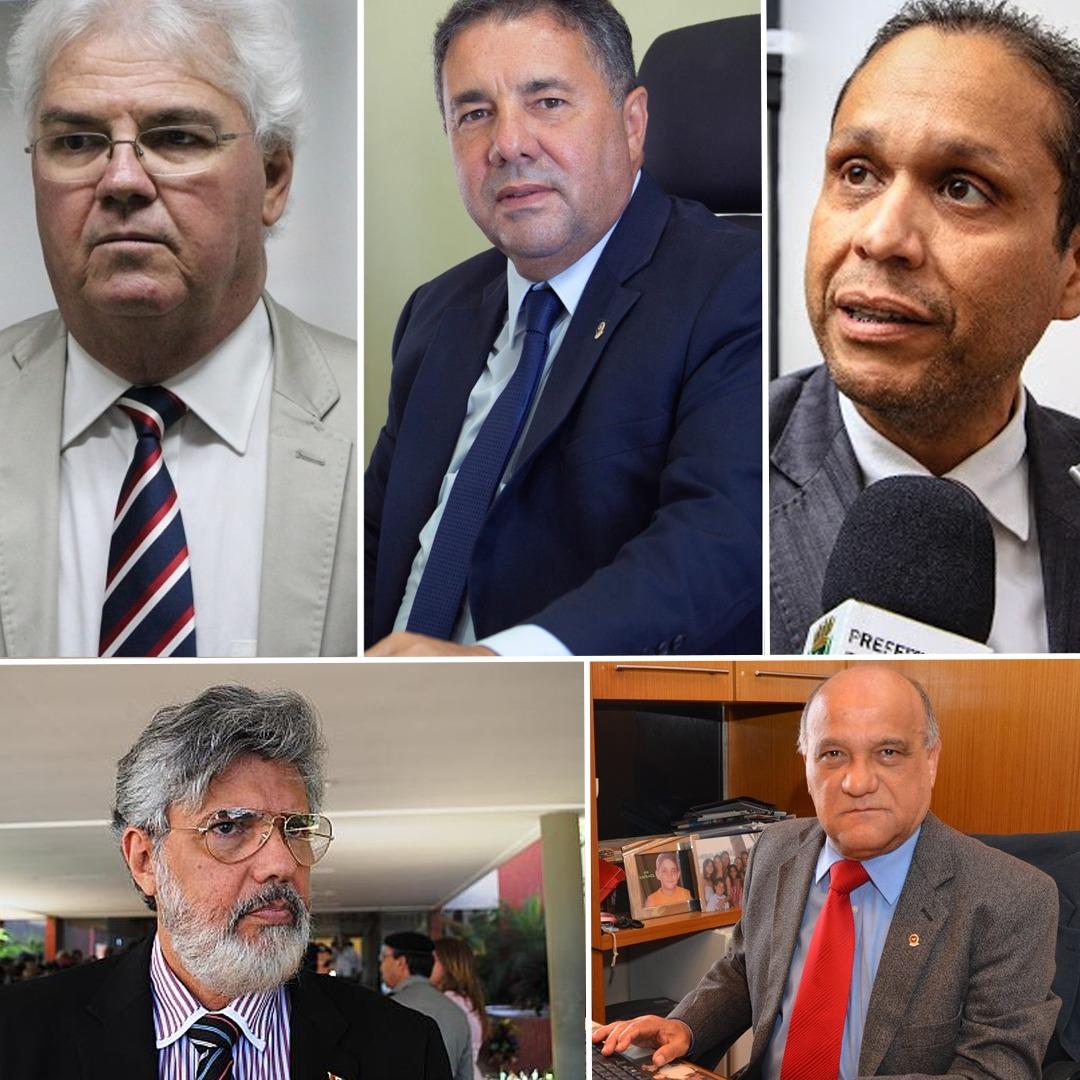 ERRATA: A redação da ANA vem a público esclarecer que o procurador de Justiça Luiz Barbosa Carnaúba NÃO é candidato ao cargo de procurador-geral de Justiça de Alagoas