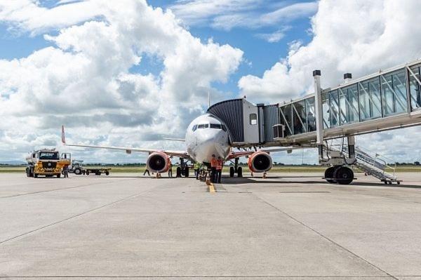 EM ALAGOAS – Malha aérea é reduzida como medida preventiva à pandemia
