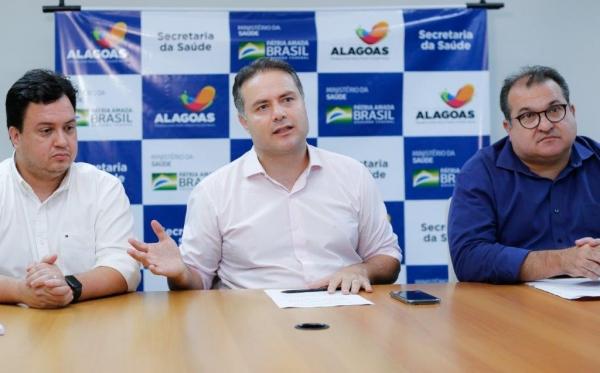 CORONAVÍRUS: Governo de Alagoas  anuncia pacote de medidas econômicas para minimizar impactos da Covid-19