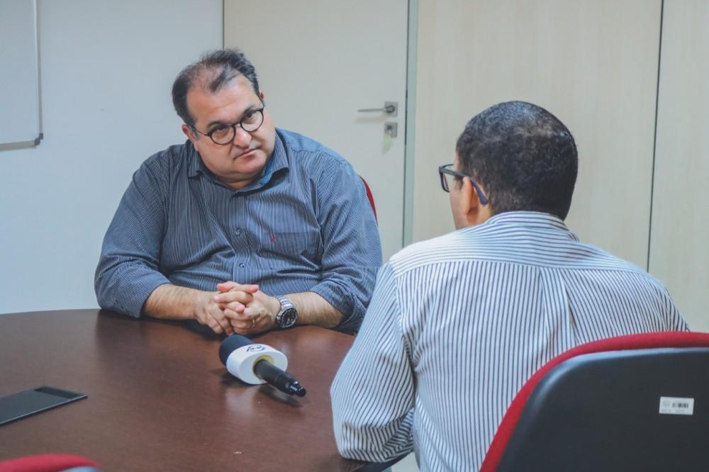 VÍDEO – Secretário da Fazenda George Santoro faz balanço de 2019 e fala da visita do BID