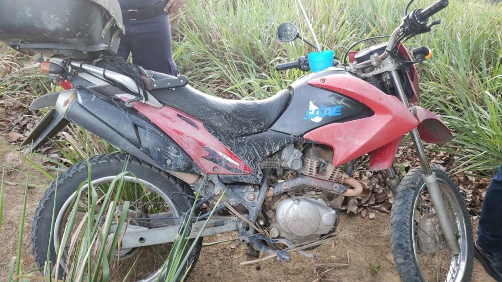 POLÍCIA – Recuperação de veículo roubado