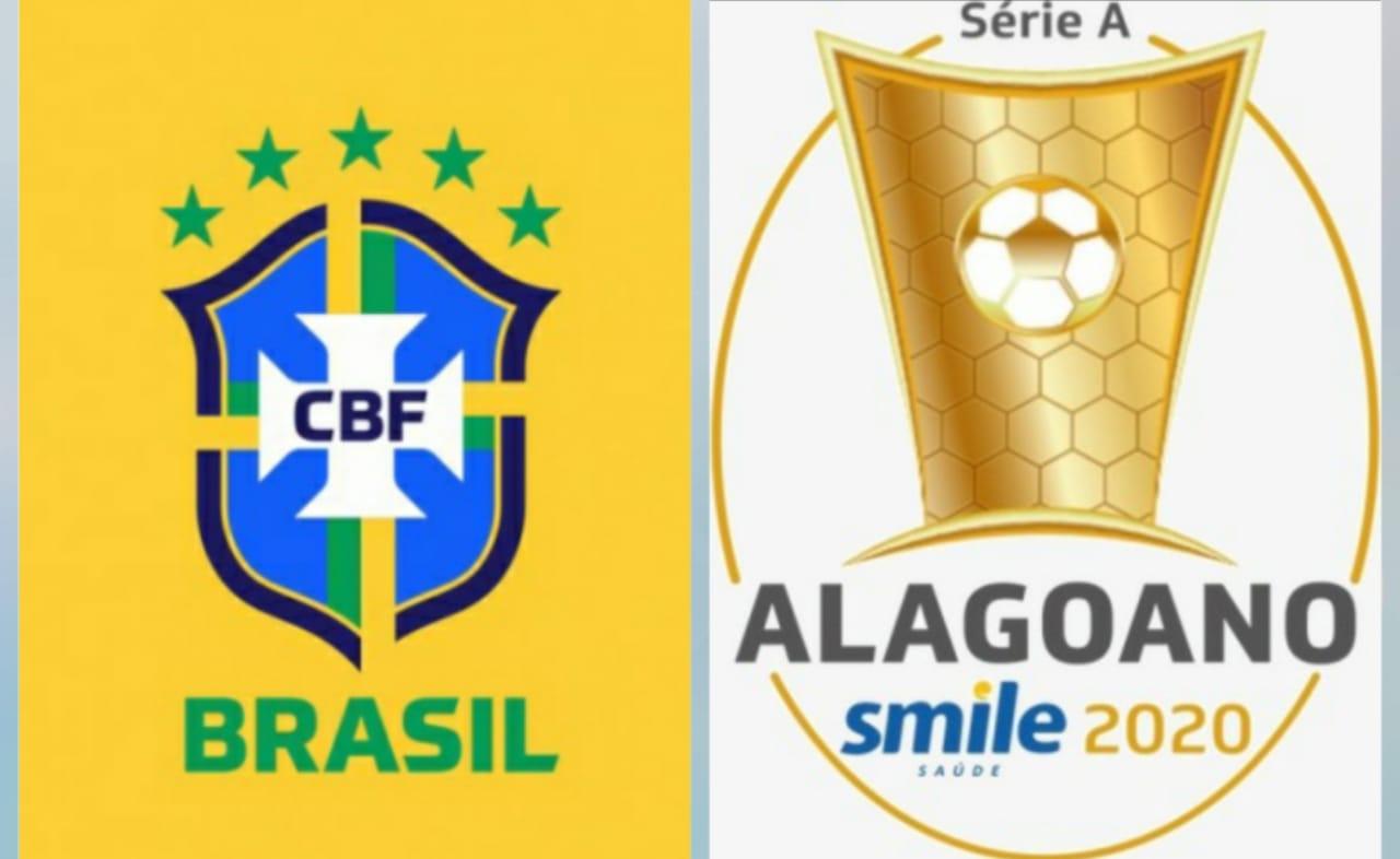 FUTEBOL – CBF suspende competições nacionais e FAF mantém campeonato alagoano