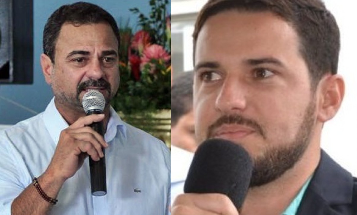 MARIBONDO – Vice de Leopoldo Pedrosa assume prefeitura