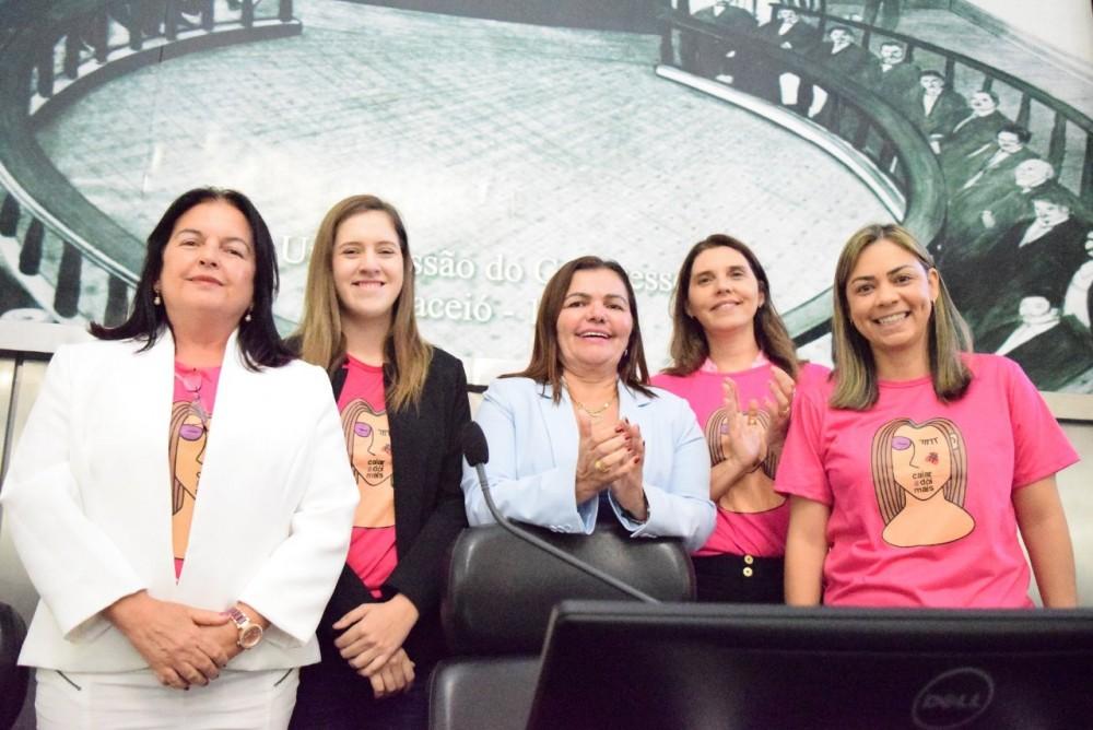 Photo of ASSEMBLEIA LEGISLATIVA – Bancada feminina solicita vagas no Conselho Estadual de Segurança Pública