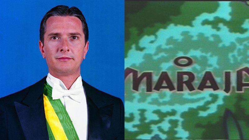 O MARAJÁ: A novela que o presidente Fernando Collor impediu a Rede Manchete de exibir
