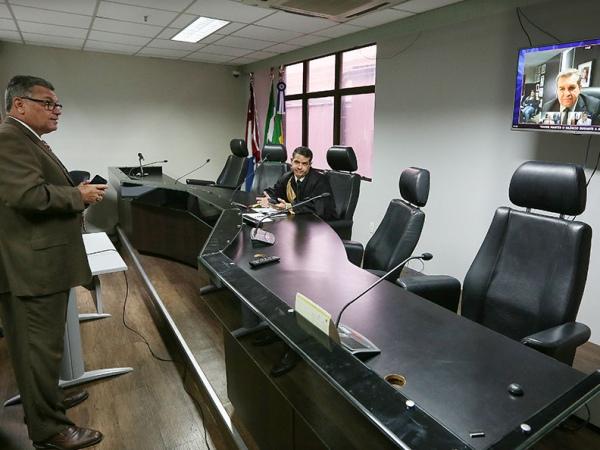 FAZENDO HISTÓRIA – Em tempos difíceis Câmara Criminal faz 1ª sessão com sustentação oral com videoconferência