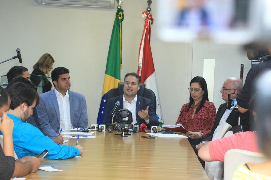 PREVENÇÃO! Governo suspende aulas na rede estadual e amplia ações para conter coronavírus