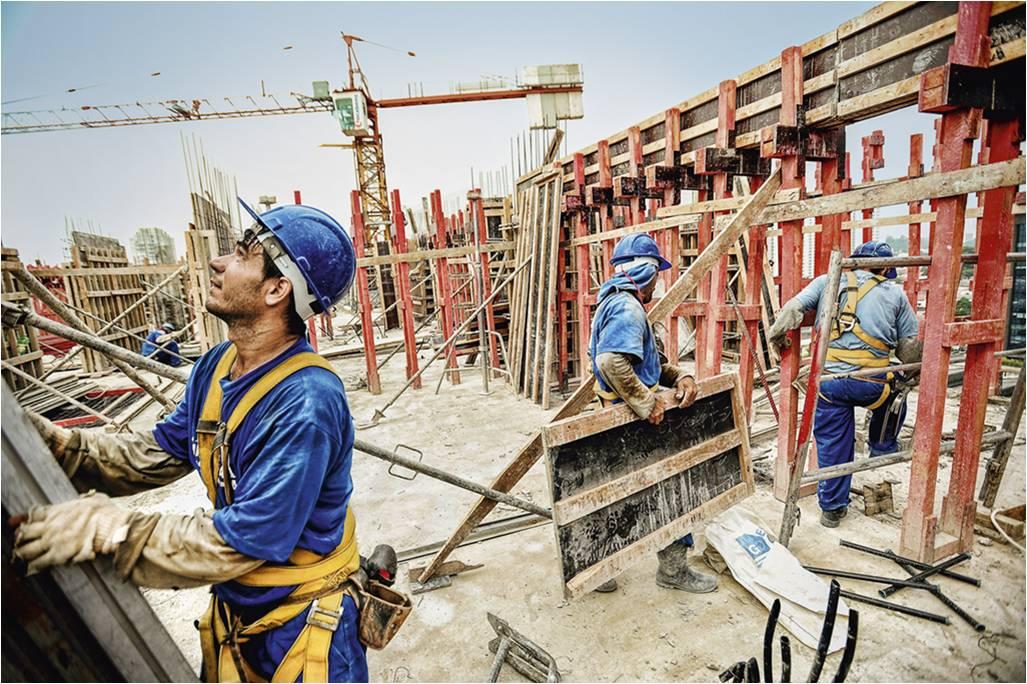 SEM OBRAS! – Empresas da Construção Civil paralisam suas atividades