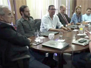 UNINDO FORÇAS – TC/AL e AMA debatem sobre  governança nos municípios