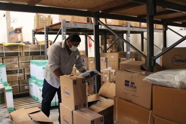 SAQUE? – Sesau requisita produtos hospitalares para enfrentar a Covid-19 e empresa de Collor distorce a informação