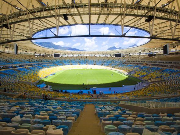 SEM PÚBLICO – Jogos de futebol terão portões fechados a partir do fim de semana