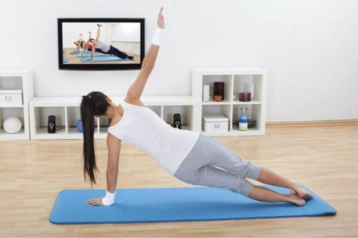 CUIDADOS NA QUARENTENA – professor alerta para os riscos na pratica de exercícios em casa