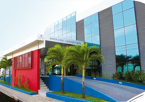 NO EXTERIOR – Revista americana destaca Santa Casa como 2º melhor hospital do NE