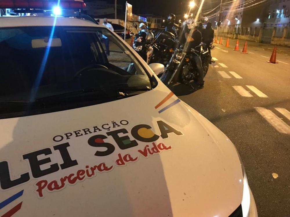 LEI SECA – Operação flagra condutores inabilitados em Maceió
