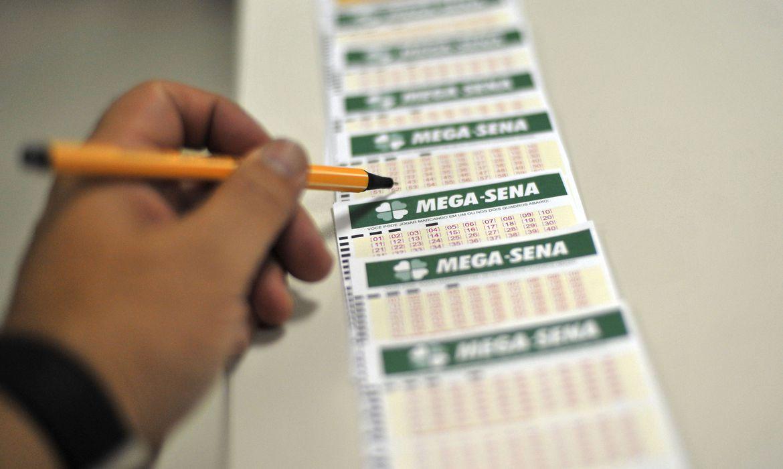 SORTE: Mega-Sena acumula e próximo concurso deve pagar R$ 12,5 milhões