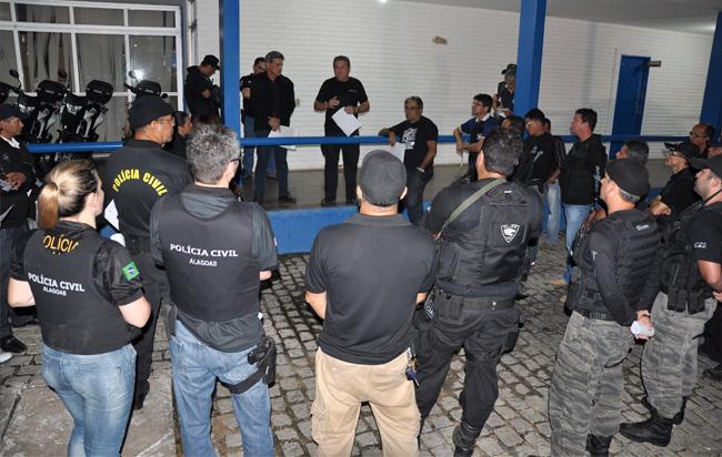SEGURANÇA – Nova paralisação dos policiais civis começa nesta quarta (11)