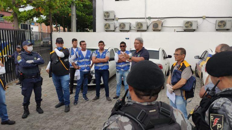SEMSCS – Fiscalização segue trabalhando nas ruas de Maceió