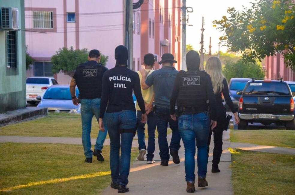 POLÍCIA CIVIL – Nota de Repúdio