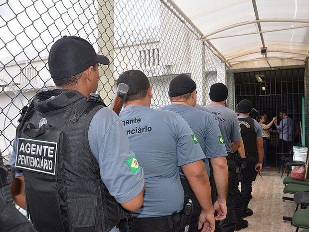 PARALISAÇÃO – Policiais penais de Alagoas interrompem atividades no fim de semana