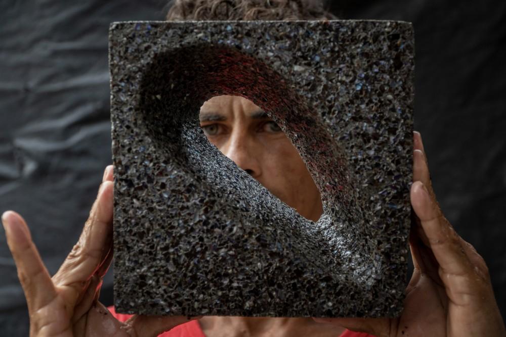 MACEIÓ INCLUSIVA: designer lança cobogó da casca do sururu